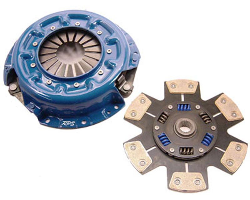 RPS Max Clutch 6 Puck Nissan 300ZX NA 90-96 - MS-17522-SP