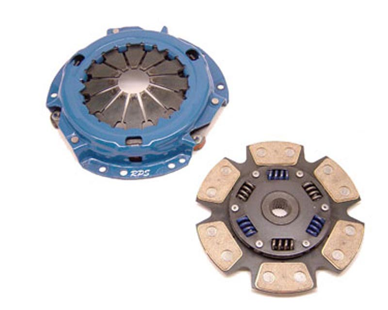 RPS Max Clutch 6 Puck Toyota Supra Turbo 87-92 - MS-22910-SP