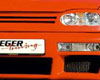 Image of Rieger Carbon Fiber DTM Splitter for RS4 Front Bumper Volkswagen Golf III 93-99