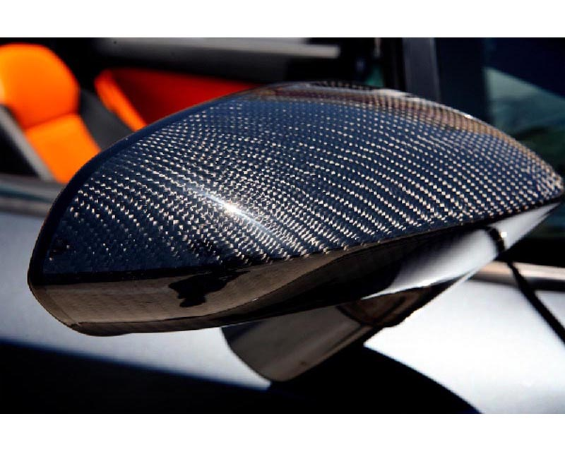 RSC Tuning CS 600 Carbon Fiber Mirror Housing Lamborghini Gallardo 03-08 - PTRSC-LAM-002