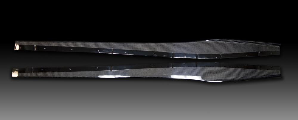 RSC Tuning CS 600 Side Skirts Lamborghini Gallardo 03+ - PTRSC-LAM-004