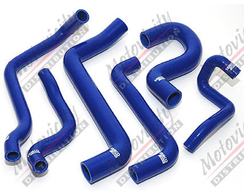Samco Ancillary Hoses 5pc VW Golf GTi Mk1 1600/1800 - TCS35-A