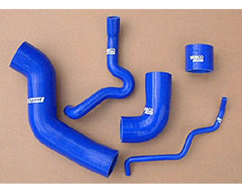 Samco Turbo Hose Kit VW Jetta MK5 2.0 FSi Turbo - TCS325