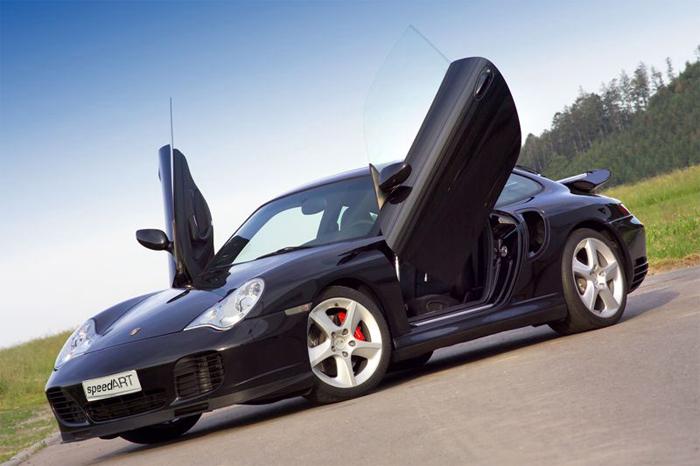 SpeedART Vertical Doors Porsche 996 98-05 - P96.503.00LSD