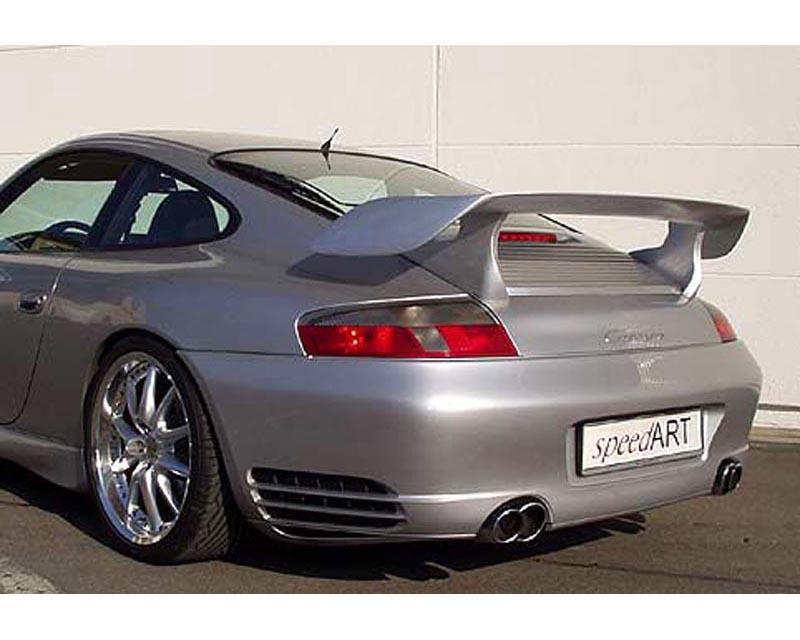 SpeedART Turbo-Look Rear Bumper Porsche 996 98-05 - P96.505.00134