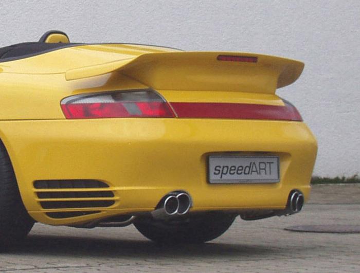 SpeedART RS Rear Wing Porsche 996 98-05 - 996.C105.141