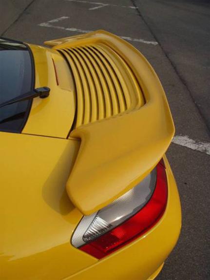 SpeedART RS Rear Wing Porsche 996 WB 98-05 - 996.C105.134