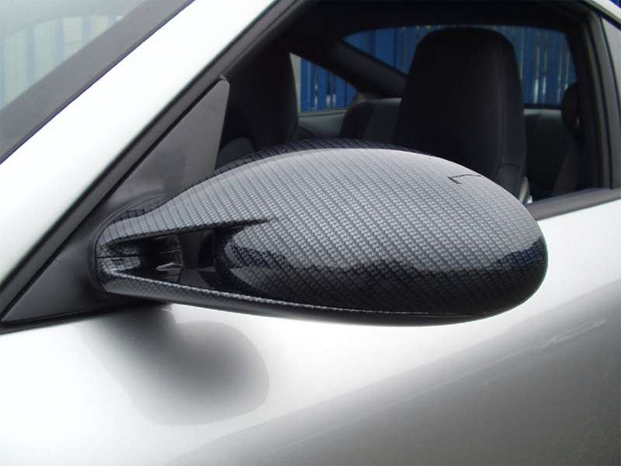SpeedART Carbon Fiber Mirror Covers Porsche 997 Carrera | 997 Turbo 05-09 - P97.Car.007