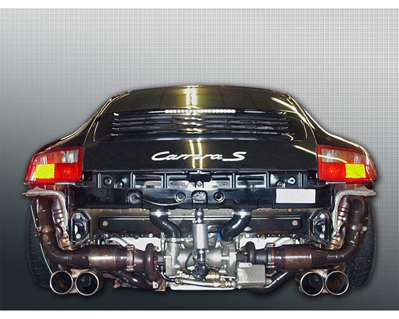 SpeedART 500hp Turbo Kit Porsche 997 Carrera 3.8 05-08 - P97.100.TTR500