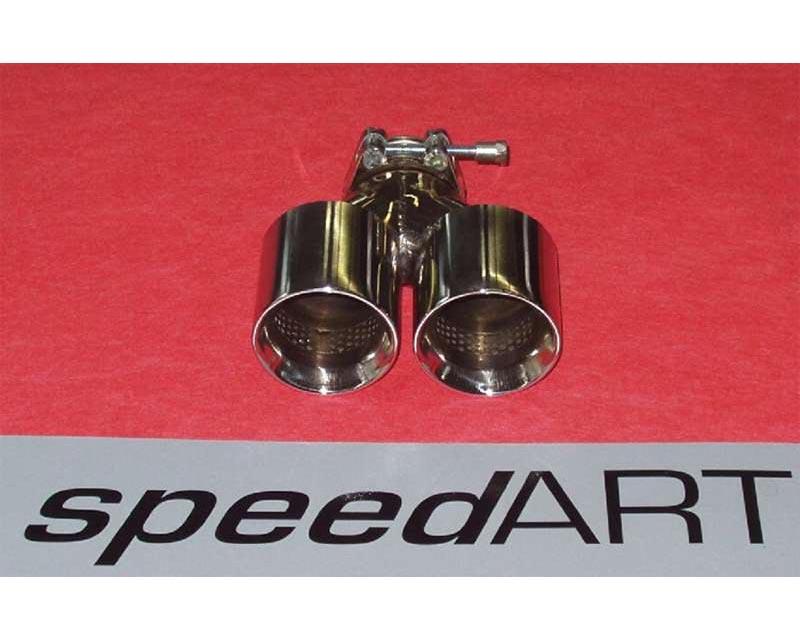 SpeedART Exhaust Tips Porsche Cayman 06-08 - P87.200.ERB
