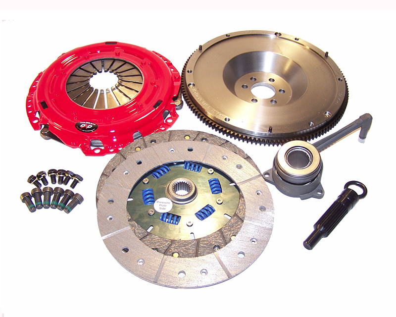 Image of South Bend Clutch Kit Stage 1 Heavy Duty 12-Inch Clutch Dodge Ram 6 8 Cyl 3.9L 94-01