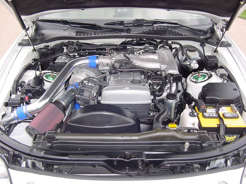 Lexus Turbo Kits Lexus Twin Turbo Supercharger Hks Kits