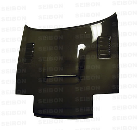 Seibon Carbon Fiber AT-Style Hood Toyota Celica 90-93 - HD9093TYCEL-AT