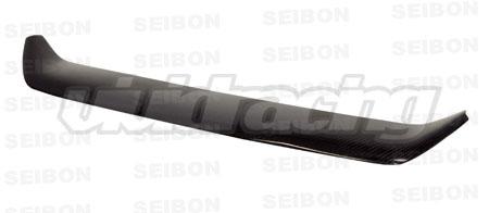 Seibon Carbon OEM Style Front Grill Nissan R35 GTR 09-10 - FG0910NSGTR-OE