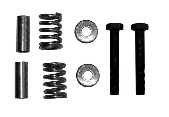 Exhaust Accessory; Exhaust Bolt and Spring - HW49909