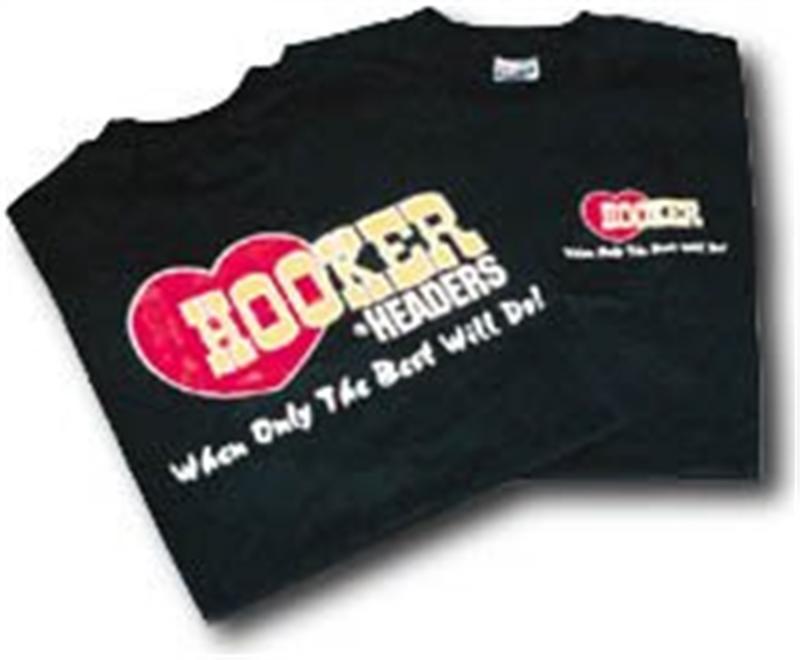 Image of Black Hooker 10236HKR Headers T-Shirt (2X-Large)