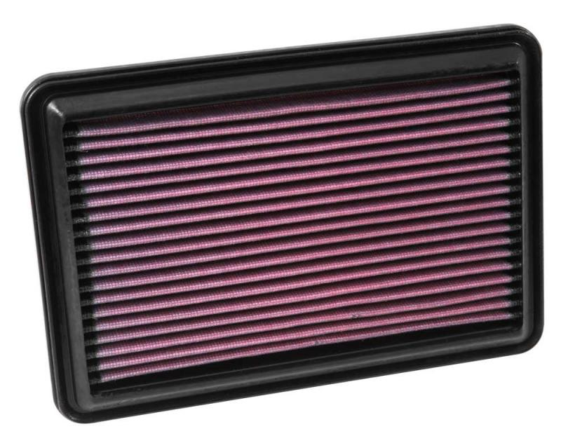 33 5016 k n replacement air filter nissan rogue 2014 2016 2 5l 4 cyl. Black Bedroom Furniture Sets. Home Design Ideas