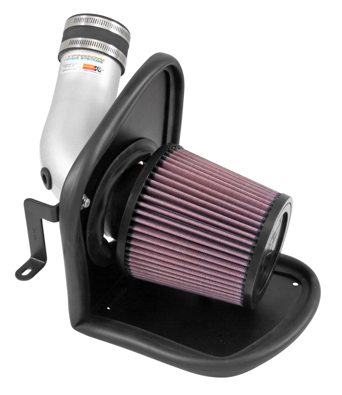 K/&N Performance Air Intake System Engine Cold Air Intake Performance Kit