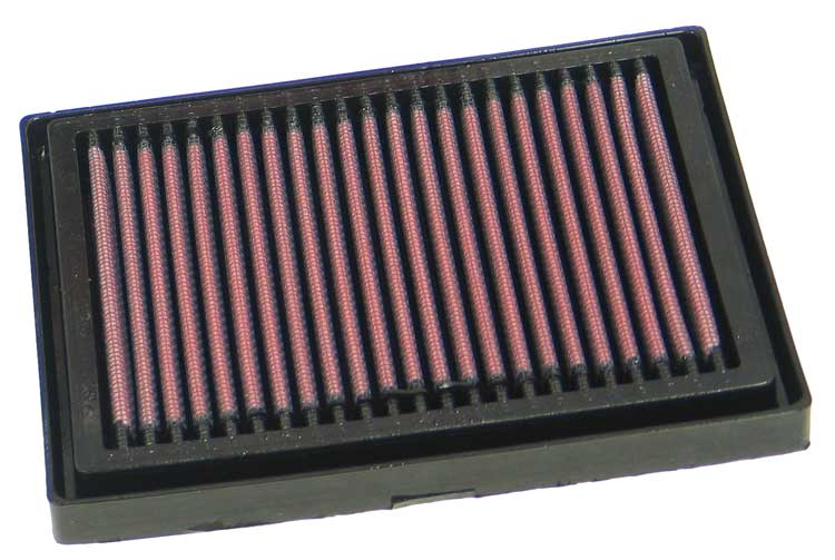 K&N Replacement Air Filter Aprilia -L --Cyl - AL-1004