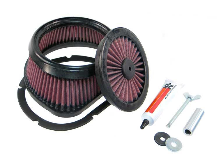 K&N Replacement Air Filter Honda Moto CRF450R 2002 -L --Cyl - HA-4502