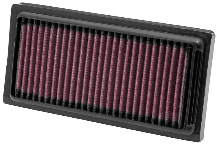 K&N Replacement Air Filter Harley Davidson -L --Cyl - HD-1208