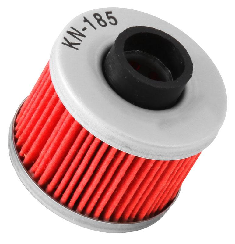 K&N Oil Filter Aprilia 1999-2003 -L --Cyl - KN-185
