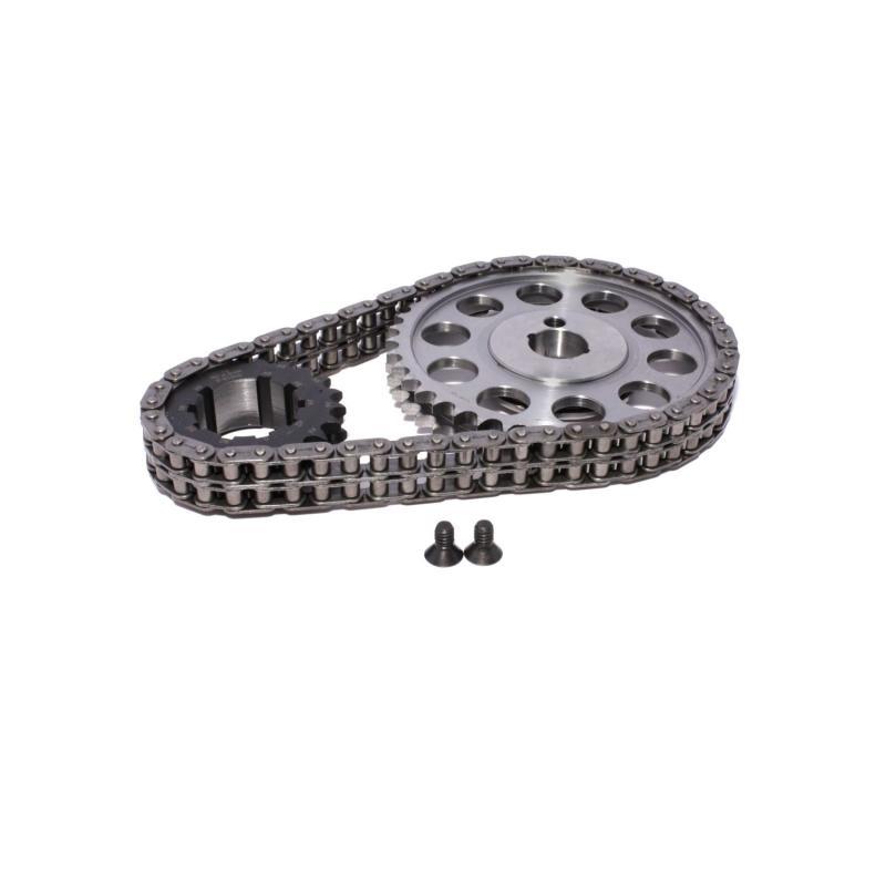 COMP Cams 7138-10 Keyway Adjustable Billet Timing Set for .010 Undersized 65-88 Ford 289-351W