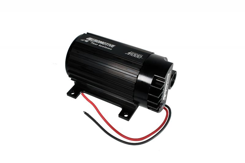 Aeromotive Fuel System Brushless, In-Line Fuel Pump, A1000 Series - 11183