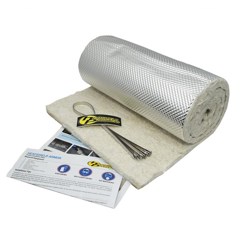 Heatshield Products Exhaust heat shield wrap kit - 176005