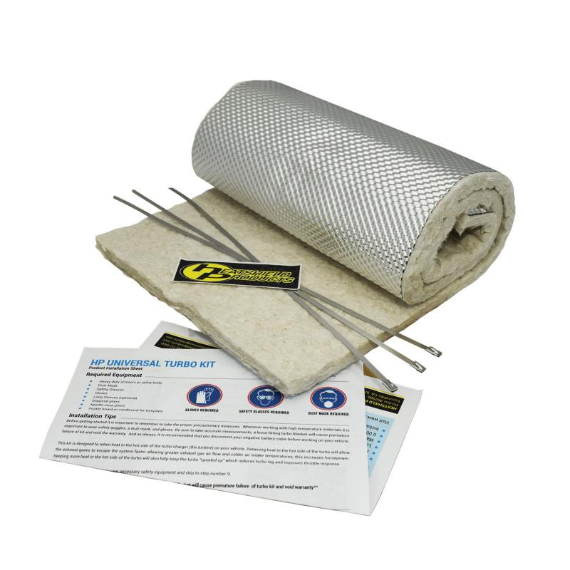 Heatshield Products Down pipe heat shield - 300002