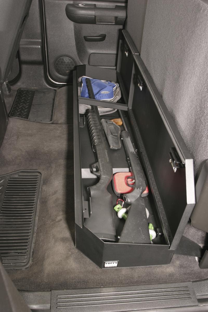 Tuffy Security Underseat Lockbox - 307-01