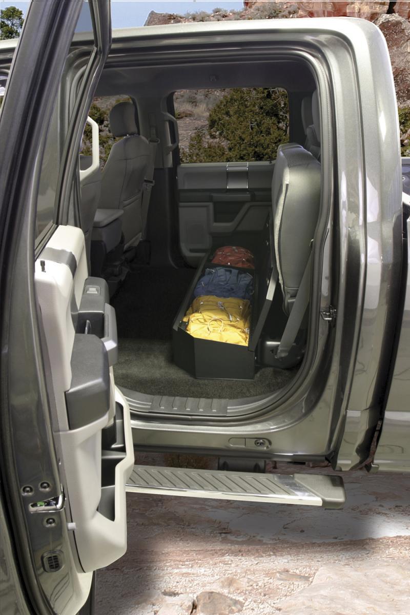 Tuffy Security Underseat Lockbox Ford - 316-01