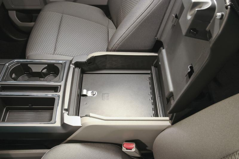Tuffy Security Security Console Insert Ford - 317-01