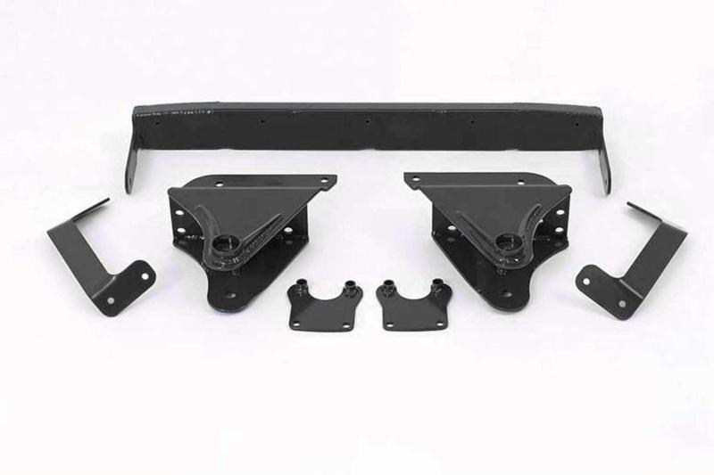 """Fabtech 3.5"""" SPRING HANGER W/PERF SHKS 00-05 FORD EXCURSION 4WD GAS & DIESEL Ford Excursion 2000-2005 - K2025"""