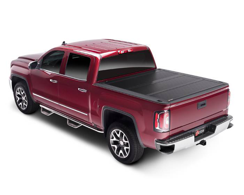1126107 Bak Industries Fibermax Hard Folding Tonneau Cover 5 Bed Gmc Sonoma 93 04