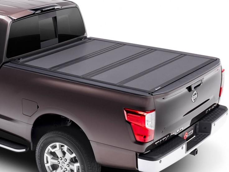 Bak Industries Backflip Mx4 Hard Folding Tonneau Cover 6 Bed Nissan Frontier 05 18 448507