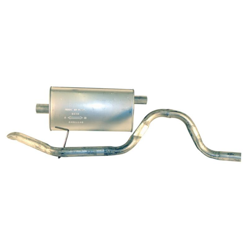 Crown Automotive Jeep Replacement Exhaust and Tail Pipes Jeep Grand Cherokee 1993-1995 4.0L 6-Cyl - 52018162