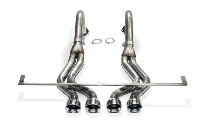 "SLP Performance Exhaust System, 1997-2004 C5 Corvette ""Loud Mouth"" Chevrolet Corvette 1997-2004 - 31049"