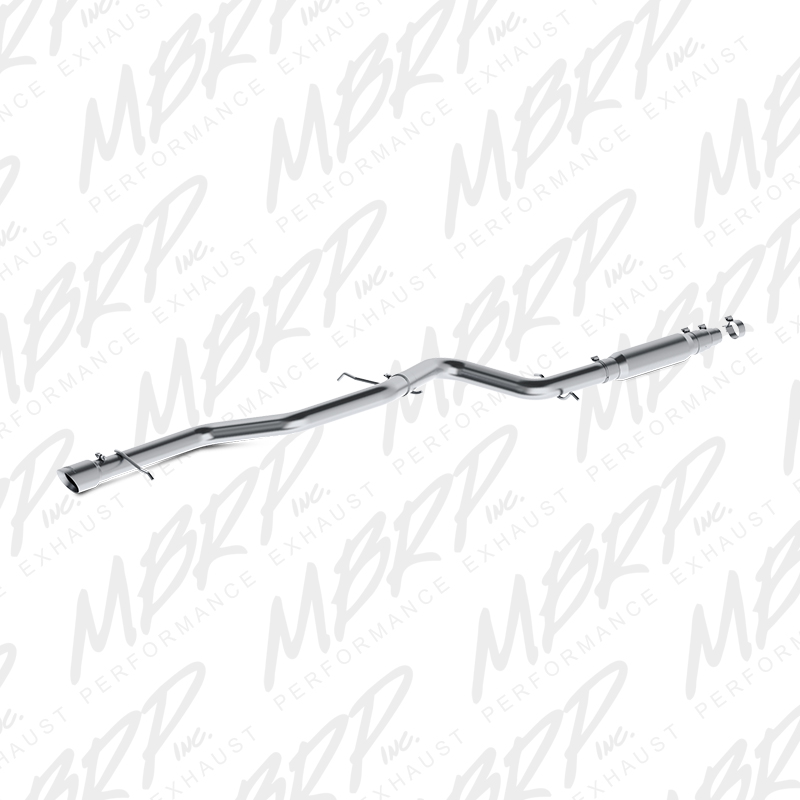 MBRP Exhaust 3in. Cat Back Volkswagen Jetta 2005-2006 1.9L 4-Cyl - S4600AL