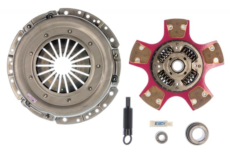 EXEDY Racing Clutch Stage 2 Cerametallic Clutch Ford Mustang 1996-2004 4.6L V8 - 07956P