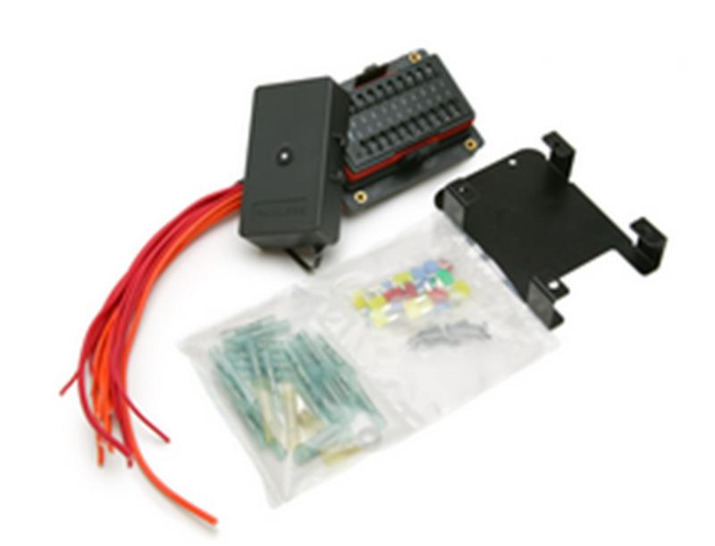 [DIAGRAM_1JK]  Painless Wiring 20-Fuse Waterproof Fuse Block Kit | 30004 | Waterproof Fuse Block |  | Vivid Racing
