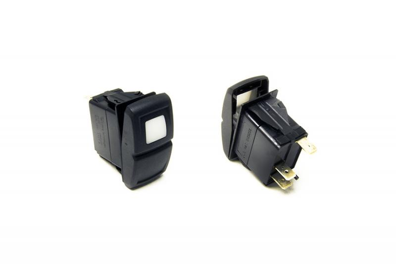 Painless Wiring LED Weatherproof On/Off Switch - 57051