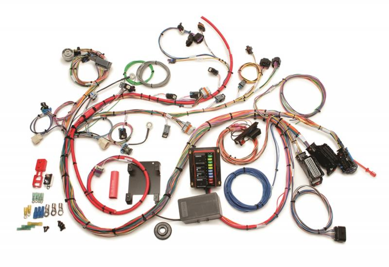 painless wiring harness ls2