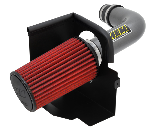 AEM Induction AEM Brute Force Intake System Jeep Wrangler 2007-2011 3.8L V6 - 21-8314DC