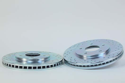 Baer Brakes Rotor Pair - 55013-020