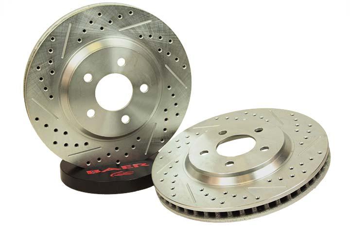Baer Brakes Rotor Pair - 55119-020