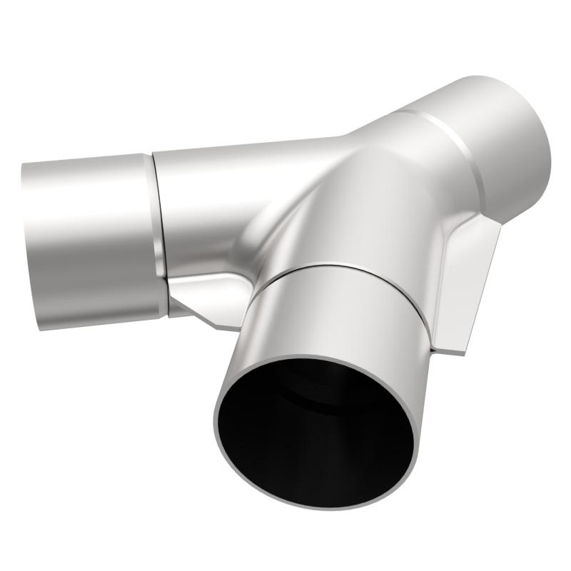 MagnaFlow Exhaust Products Exhaust Y-Pipe - 2.50/2.50 - 10733