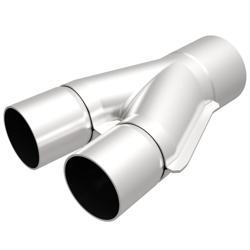 MagnaFlow Exhaust Products Exhaust Y-Pipe - 2.50/2.00 - 10735