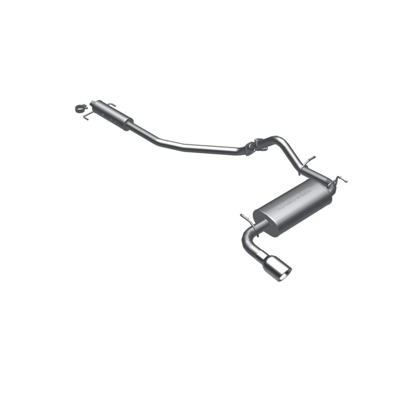 MagnaFlow Exhaust Products Street Series Stainless Cat-Back System - 15759