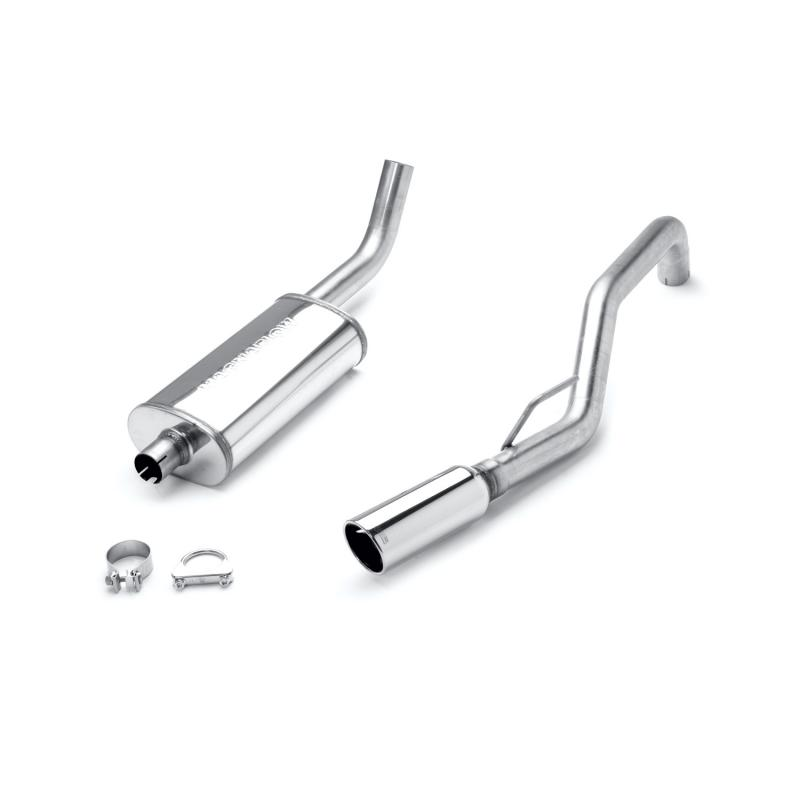 MagnaFlow Exhaust Products MF Series Stainless Cat-Back System Jeep Grand Cherokee 1999-2004 - 15859